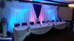 Noretas decor inc calgary wedding decorator business for Award ceremony decoration ideas
