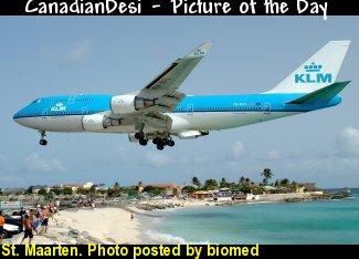 St. Maarten. Photo posted
